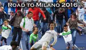 Wolfsburg vs. Ronaldo
